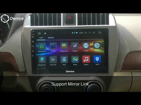Ownice K3 Android 9.0 Car Radio 2din Universal Auto GPS Navi Support DSP 4G LTE Front Rear Camera