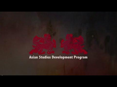 The Asian Studies Development Program