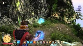 Risen 3 Titan Lords Adventures Part 32 - Magic Combat Gameplay