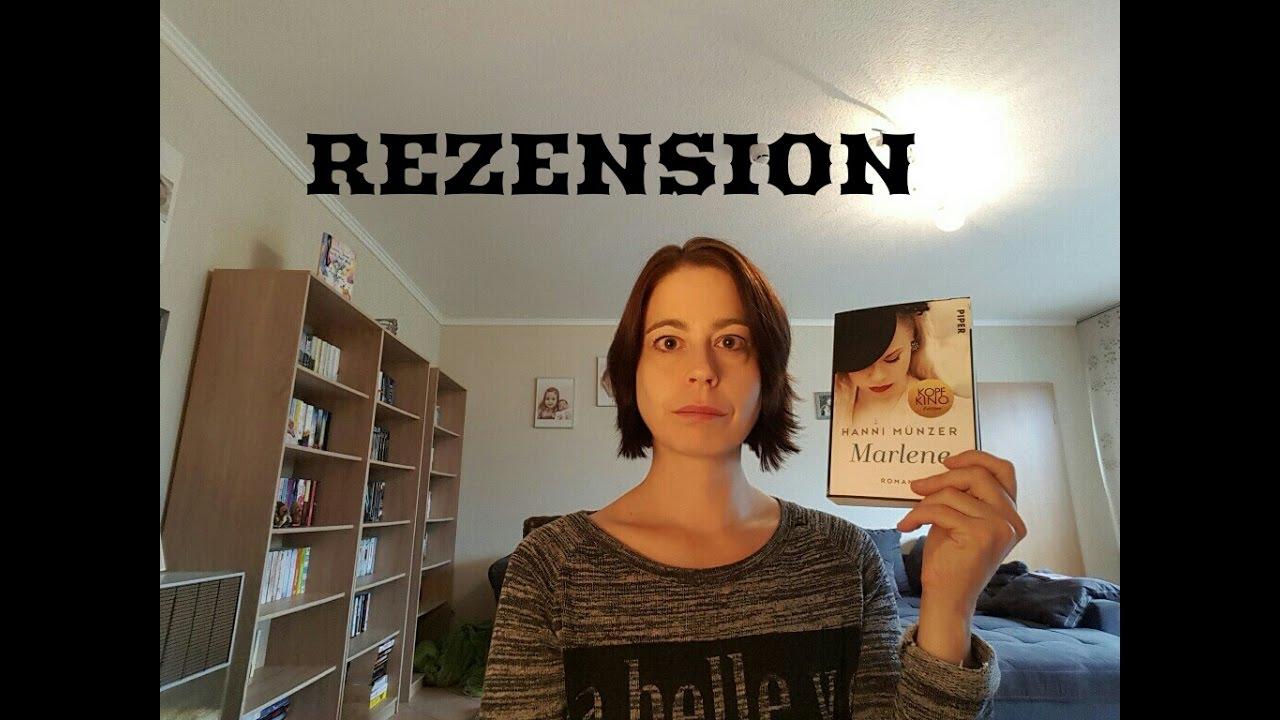 Rezension Marlene Von Hanni Münzer Youtube