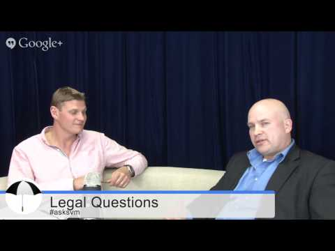 Legal Questions Hangout