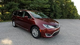 2017 Chrysler Pacifica Touring L|18462