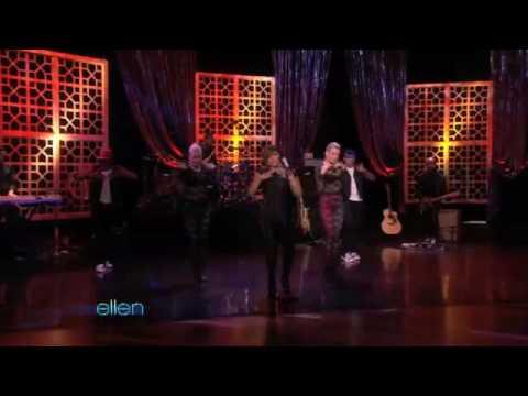 Toni Braxton - Make My Heart - The Ellen DeGeneres Show