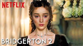 Bridgerton 2 First Look + Latest News (2021) Rege Jean Page & Phoebe Dynevor
