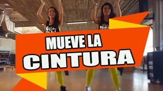 MUEVE LA CINTURA ( PUNTA) -El Chevo MM56 / ZUMBA con ALBA DURAN Y MELISSA DA CRUZ