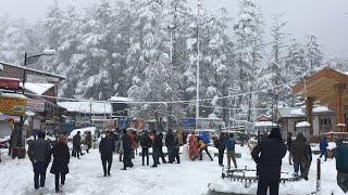 Snowfall in Manali, Jan 2019.mp3
