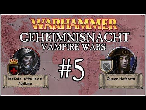 Geheimnisnacht: Vampire Wars #5 - Red Duke's Sugar Daddy - Crusader