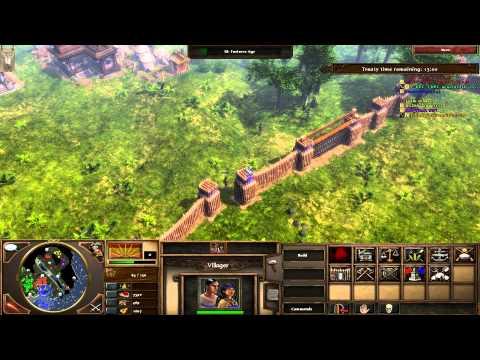 B&A Boys - Age of Empires 3 (KARAOKE DANCEPARTYYYYY!!!!!)