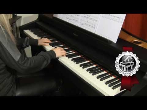 "SCHUBERT - ""Ave Maria"" Piano Version"