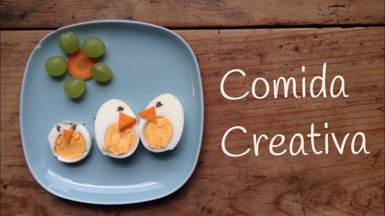 Recetas con huevo duro creativas recetas faciles para - Platos sencillos y sanos ...