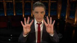 Craig Ferguson 1/13/12A Late Late Show beginning
