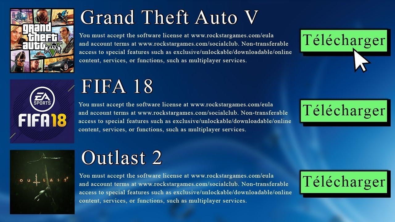 jeux ps4 pkg 5.05 torrent