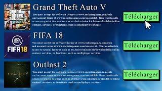 Avoir les jeux GRATUITEMENT sur PS4 avec une clé USB ! (4.05)