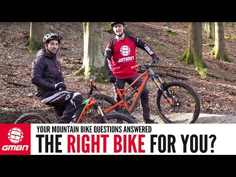 How To Choose The Right Mountain Bike For You | Ask GMBN Anything About Mountain Biking
