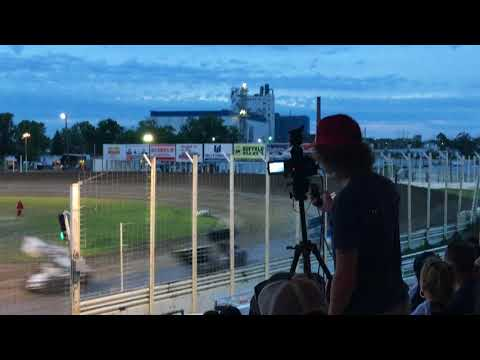 NOSA Sprints @ River Cities Speedway FULL RACE 6-1-18