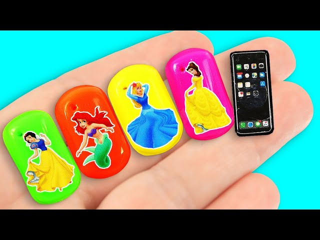 10 DIY Barbie Hacks: Barbie Headphones, Baby Stroller, Ballet Shoes, custom LOL hair and more!