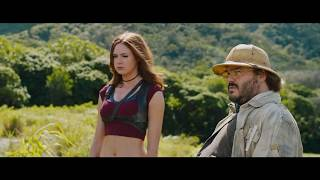 JUMANJI: WELCOME TO THE JUNGLE - Official Trailer [HD] - In Singapore Theatres 21 December 2017