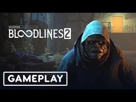 vampire-the-masquerade-bloodlines-2:-28-minute-gameplay-demo---gamescom-2019