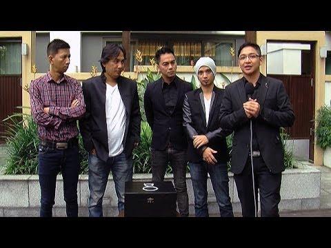 Band Ungu Dikagumi Calon Ratu Malaysia - Intens 08 Januari 2014