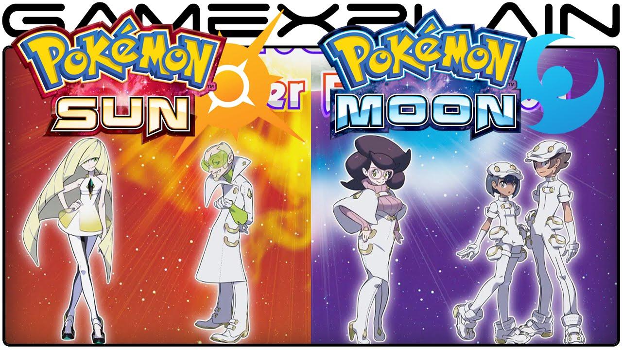 Pokémon Sun & Moon - Ultra Beasts and the Aether ...