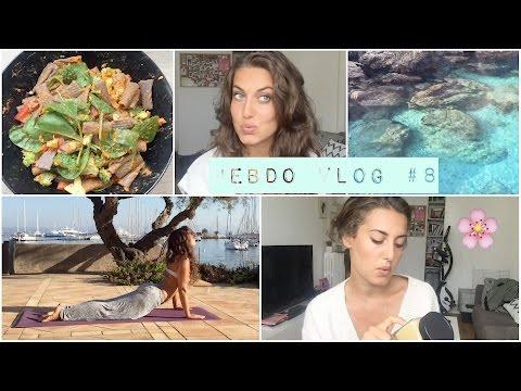◎ Hebdo Vlog #8 : nature, yoga, haul et vie parisienne ◎