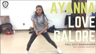 Ayanna Fall Workshop 2017