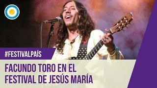 Facundo Toro en el  Festival de Jesús María 2016 ( 1 de 2 )