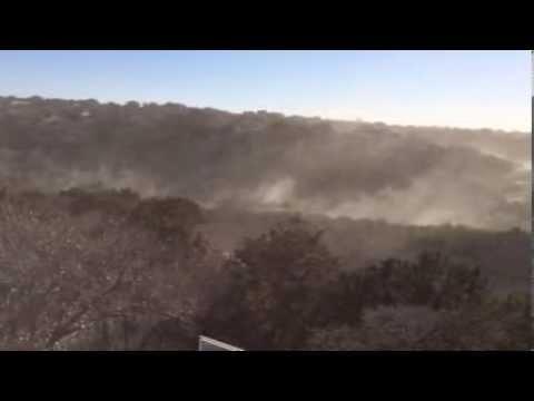 Cedar Pollen Explodes in Austin, Texas