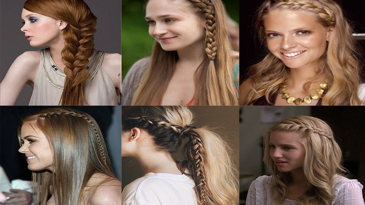 Top Hairstyles for Teenage Girls  Cute hairstyles for girls easy  Cool  easy hairstyles for girls