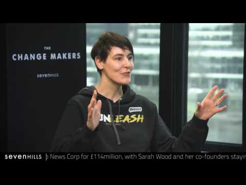 The Change Makers: Sarah Wood OBE