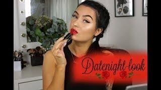 Makeup tutorial | Date-night look