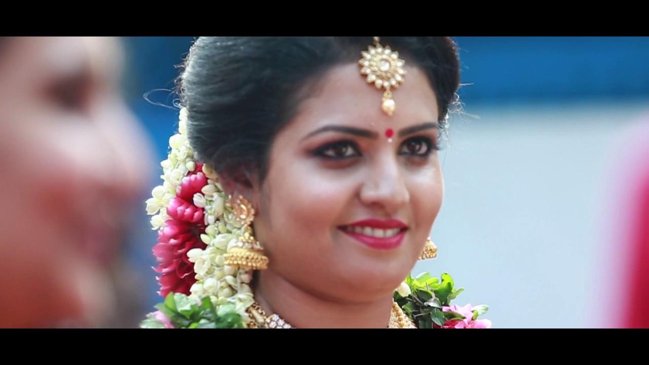 kerala hindu wedding highlights | sniya + vineesh - youtube