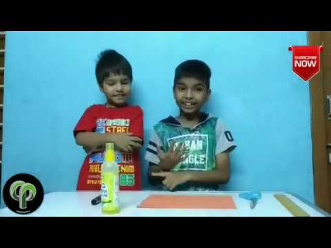 How To Make An Origami Mouse || English 004|| Creative Craft || Creative Petals