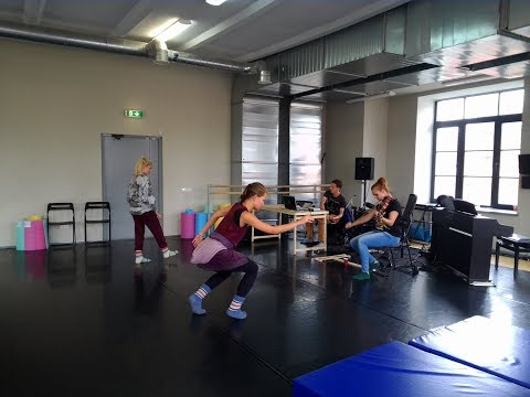 """A Sound of a Movement"" NORDPLUS Exploration and Collaborations in the Arts"