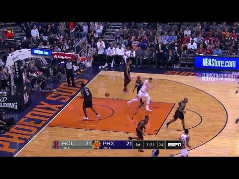 1st Quarter, One Box Video: Phoenix Suns vs. Houston Rockets