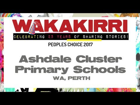 Ashdale Cluster Primary Schools | Peoples Choice 2017 | WA, Perth | WAKAKIRRI