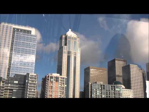 Seattle Wheel ride