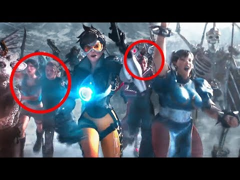 Ready Player One's Weird Easter Eggs!  Trailer 2 Analysis & Plot Breakdown