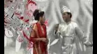 JOGET CINTA SAKTI - Haziq & Rosma