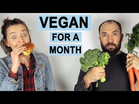 Je Suis Devenu vegan pendant un Mois. Voici ce qui s'est Passé.