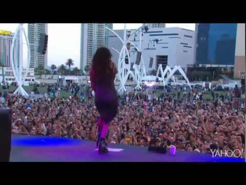 Charli XCX - Fancy Live Rock In Rio USA