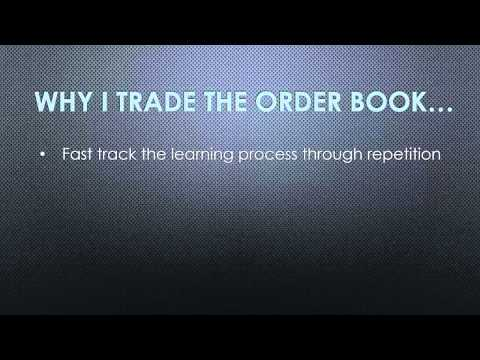 Trading the Order Book