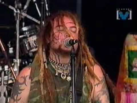 Soulfly - Refuse/Resist (Live Ozzfest - Sepultura Cover)