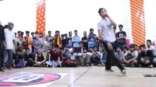 Dance Mafia Crew vs Kill Breakerz | Keep It Raw | 2016