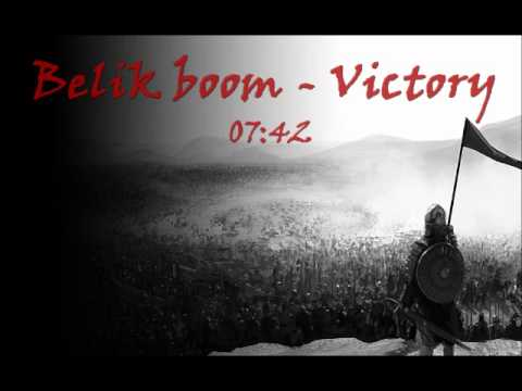 Belik boom - Victory