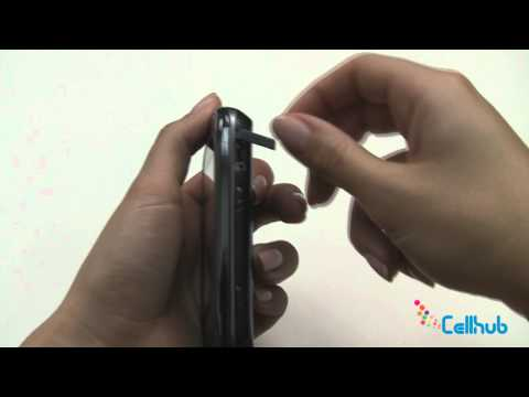 Samsung Gravity T  Front, Back and Side Keys