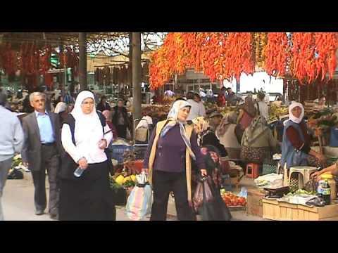 Turkey: Mugla and its market