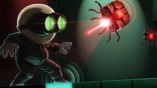 GameSpot Reviews - Stealth Inc: A Clone in the Dark