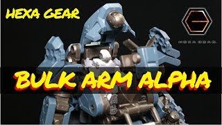 Hexa Gear Bulk Arm Alpha Review