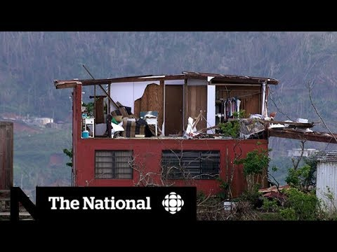 Looking for Light: Puerto Rico still desperate for aid